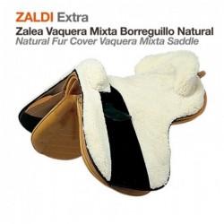 ZALEA ZALDI EXTRA VAQUERA MIXTA BORREGUILLO NATURAL