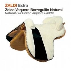 ZALEA ZALDI EXTRA VAQUERA BORREGUILLO NATURAL