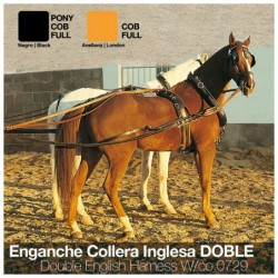 ENGANCHE COLLERA INGLESA DOBLE