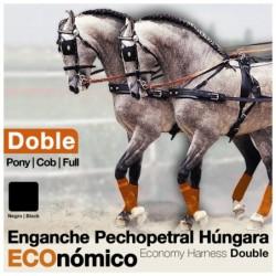 ENGANCHE PECHOPETRAL HÚNGARA DOBLE ECONÓMICO