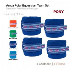 VENDA POLAR EQUESTRIAN TEAM SET PONY