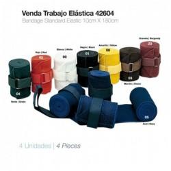 VENDA TRABAJO ELÁSTICA 42604 4 unidades