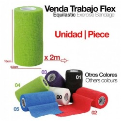 VENDA TRABAJO FLEX UNIDAD 4.5x10cm