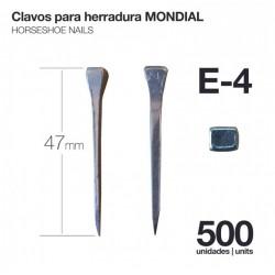 CLAVOS PARA HERRADURA...