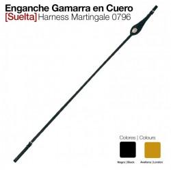 ENGANCHE GAMARRA CUERO SUELTA