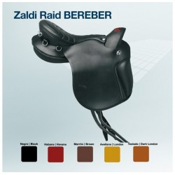 ZALDI ENDURANCE SADDLE BEREBER