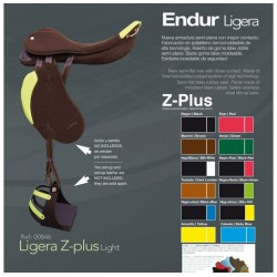 ZALDI ENDUR LIGHT SADDLE PLUS