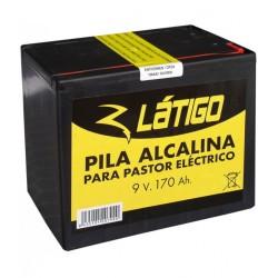 Pila Látigo Alcalina 9 V....