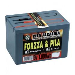 Pila Forzza Alcalina 9 V....