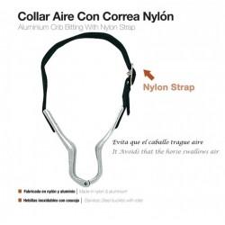 COLLAR AIRE CON CORREA DE...
