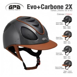 CASCO GPA EVO+ CARBONE 2X...