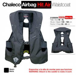 CHALECO AIRBAG. HIT AIR...