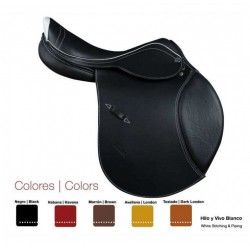 ZALDI JUMPING SADDLE CONFORT