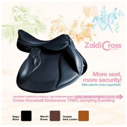 ZALDI CROSS SADDLE ZALDI CROSS