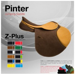 ZALDI SADDLE Z-PLUS JUMPING...