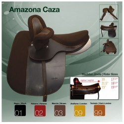 ZALDI ALL PURPOSE AMAZONA CAZA