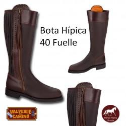 Bota Hípica 40 Fuelle