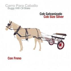 CARRO PARA CABALLO CON...