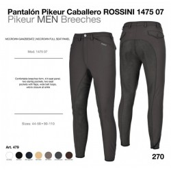 PANTALÓN PIKEUR CABALLERO...