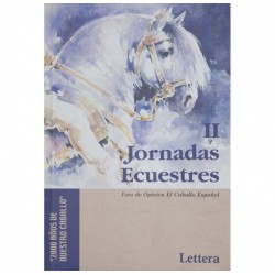 LIBRO: JORNADAS ECUESTRES II