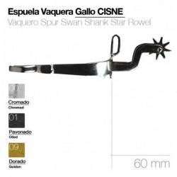 ESPUELA VAQUERA GALLO CISNE