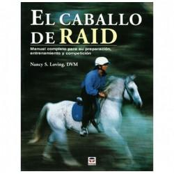 LIBRO: EL CABALLO DE RAID...