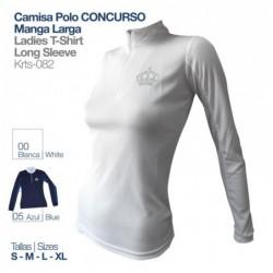 CAMISA POLO CONCURSO MANGA...