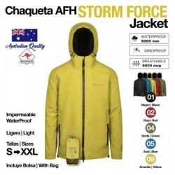 CHAQUETA AFH STORM FORCE...