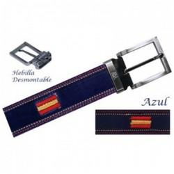 Cinturón Piel Bordado 1510/35