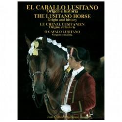 LIBRO: EL CABALLO LUSITANO....