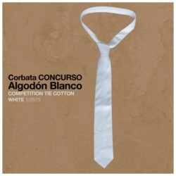 CORBATA CONCURSO ALGODÓN...