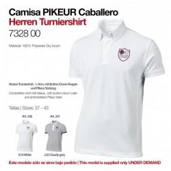 CAMISA PIKEUR CAB HERREN...