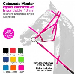 CABEZADA MONTAR RAID...