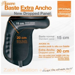 BASTE EXTRA ANCHO DROPPED...
