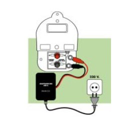 Adaptador Red 220V Salida 12V