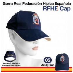 GORRA CAP REAL FEDERACIÓN...