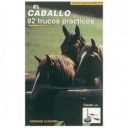 LIBRO: EL CABALLO 92 TRUCOS...