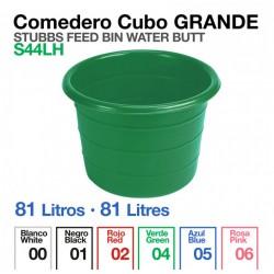 COMEDERO CUBO GRANDE STUBBS...