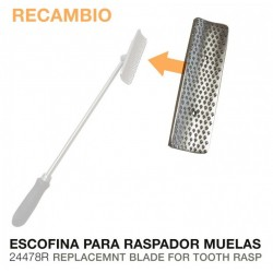 "ADJUSTABLE TOOTH RASP 20""..."