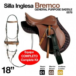 BREMCO ALL PURPOSE SADDLE...