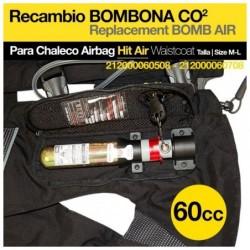 RECAMBIO BOMBONA CHALECO...
